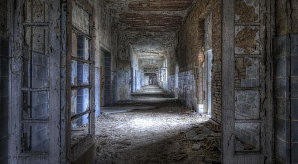 Cómo envejece un edificio