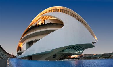 construcciones de Santiago Calatrava