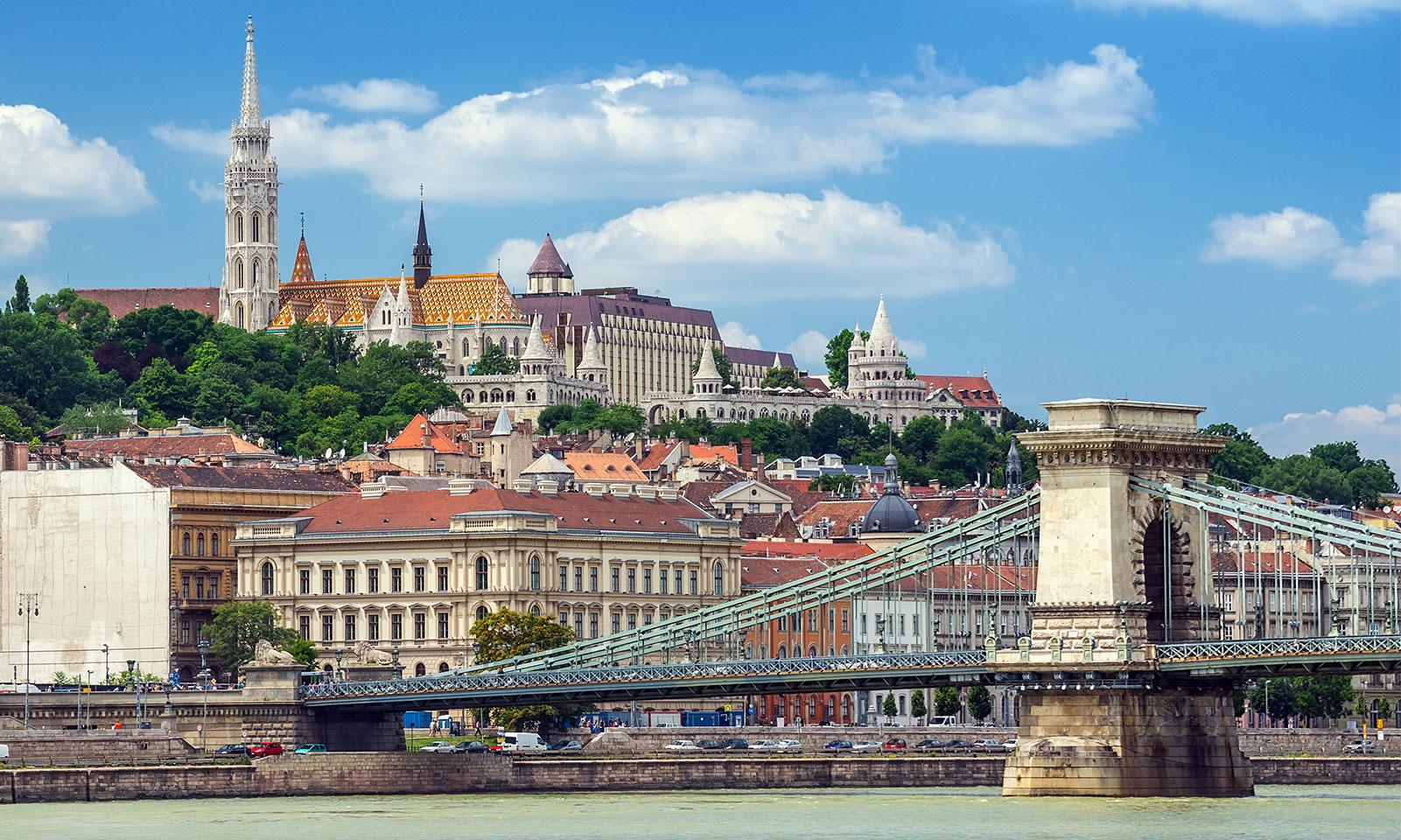 destino turístico arquitectónico budapest